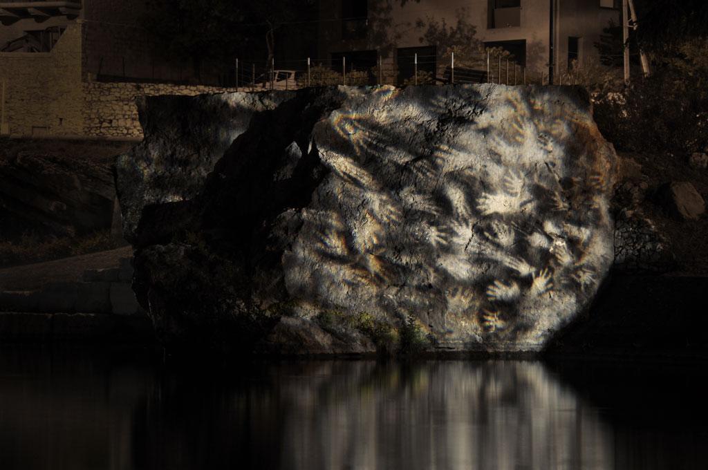 julia-dantonnet-2012-myriade-sentierdurhone-ardeche-pouzin-lumiere-09