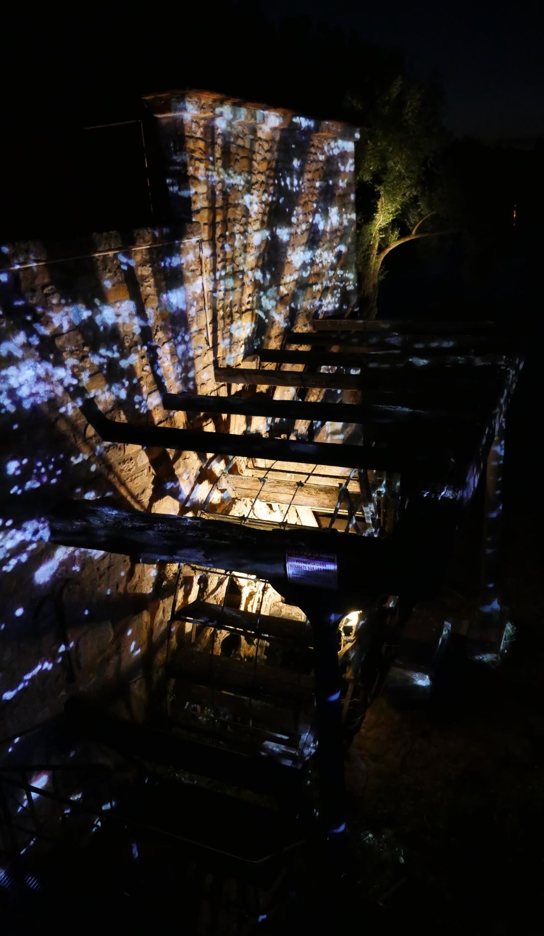 moret sur loing reflets julia dantonnet creation lumiere video 8